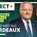 🔴 Direct à Bordeaux : Grand meeting de la liste Ensemble pour le Frexit de François Asselineau