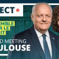 🔴 Direct à Toulouse : Grand meeting de la liste Ensemble pour le Frexit de François Asselineau