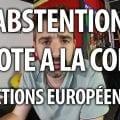 Le YouTubeur Kriss Papillon annonce qu'il votera UPR dans sa vidéo :  ABSTENTION ou VOTE A LA CON – élections européennes