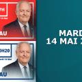 Mardi 14 mai 2019, retrouvez François Asselineau sur Aligre FM à 17h et sur LCP à 20h20
