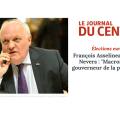 Un article dans le Journal du Centre, publié à l'occasion de la réunion publique à Nevers qui a attiré 130 personnes