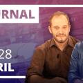 UPRTV – Journal de la semaine du 22 au 28 avril 2019