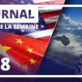 Îles éparses – Alstom – LBD – États-unis contre Chine – ZLEC : Journal de la semaine UPRTV numéro 18