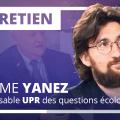 L'enjeu écologique à l'UPR – Entretien avec Jérôme Yanez