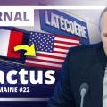 Déficit – Services publics – Europe – Monde – Francophonie : Les 5 actus de la semaine n° 22