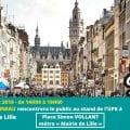 Venez rencontrer François Asselineau sur le stand UPR de la Braderie de Lille, le samedi 31 août 2019 à partir de 14h00.