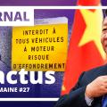 Macronie – Industrie – Europe – Chine/États-Unis – Airbus : Les 5 actus de la semaine numéro 27