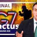 France – G7 – Brexit – États-Unis – Mercosur : Les 5 actus de la semaine #29