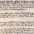 10 AOÛT 2019 : 480e ANNIVERSAIRE DE L'ORDONNANCE DE VILLERS-COTTERÊTS DU 10 AOÛT 1539.