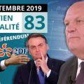 EA83 : Retraites – Projet Hercule – Corruption – Référendum ADP – Brexit