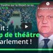 Brexit : Nouveau coup de théâtre anti-démocratique des Européistes à Londres ! L'EUROPÉISME EST UN TOTALITARISME.