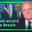 Accord sur le Brexit : la réaction de François Asselineau