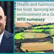 = BREXIT : LA LIBÉRATION COMMENCE = Acte 1 : La libération des agriculteurs, en route vers le « green Brexit ».