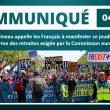 Manifestation du 5 décembre : rendez-vous avec l'UPR et François Asselineau devant le 144, rue du faubourg Saint-Martin – 75010 PARIS