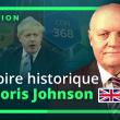 François Asselineau réagit aux résultats des élections britanniques en direct sur la chaîne YouTube UPRTV, ce vendredi 13 décembre 2019 à 13h