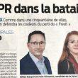 Le journal Sud-Ouest consacre un excellent article à Gilles Garçon, candidat UPR à la mairie de Bordeaux