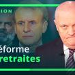 Réforme des retraites : l'avis de François Asselineau