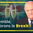 Annonce : Grande soirée du Brexit ce 31 janvier 2020