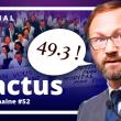 Les 5 actus de la semaine n° 52 : nouvelle saison ! Politique – Retraite – Brexit – UE – Monde
