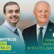 François Asselineau sera à Wattrelos (59) dimanche 1er mars pour soutenir Madgid Khiter