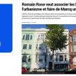 """La """"VOIX DU NORD"""" publie un bon article sur le programme de Romain Rose, candidat UPR à la mairie de Marcq-en-Barœul."""