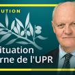 Allocution de François Asselineau sur la situation interne de l'UPR