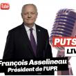 20 avril 2020 : François Asselineau a été l'invité du Grand Entretien Politique animé par Nicolas Vidal sur Putsch Média.