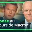 Analyse du discours de Macron du 13 avril 2020 par François Asselineau