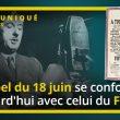 COMMUNIQUÉ DE PRESSE – 18 juin 2020 : Selon François Asselineau, l'Appel du 18 juin se confond aujourd'hui avec l'appel pour le Frexit