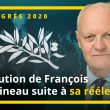 Allocution de François Asselineau suite à sa réélection à la présidence de l'UPR