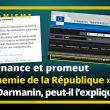 """Darmanin peut-il expliquer aux Français pourquoi l'Union européenne finance et promeut le CCIF, association  qu'il qualifie """"d'ennemie de la République"""" ?"""