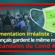 Règlementation irréaliste : Les Français gardent le même masque – Les scandales du Covid #4