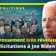 L'empressement très révélateur des félicitations à Joe Biden
