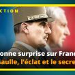 TRÈS BONNE SURPRISE SUR FRANCE 2 : « De Gaulle, l'éclat et le secret »