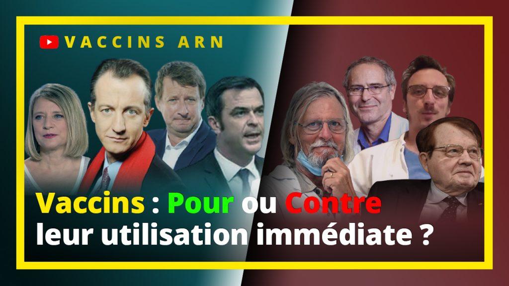Ceux qui sont pour l'obligation vaccinale, se rendent-ils compte de ce qu'ils disent ?
