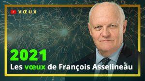 2021 : Les vœux de François Asselineau