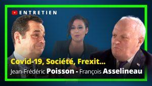 Jean-Frédéric Poisson - François Asselineau : L'Entretien UPRTV