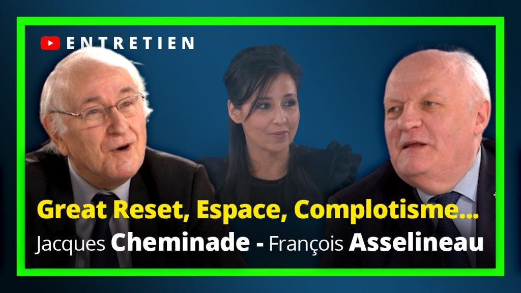 Entretien : Asselineau - Cheminade