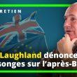 Entretien : John Laughland dénonce les mensonges sur l'après-Brexit