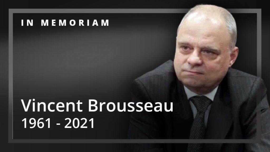 Vincent Brousseau