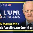 Jeudi 25 mars 2021 à 21h : François Asselineau répond à vos questions en direct !