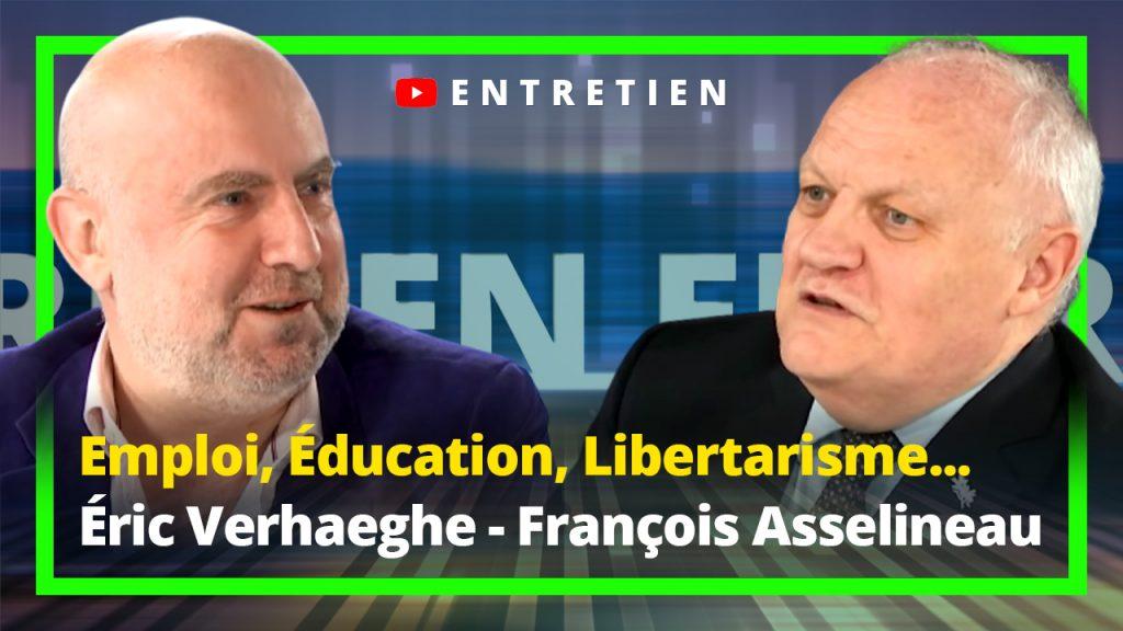 Éric Verhaeghe - François Asselineau : L'Entretien UPRTV