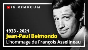 Jean-Paul Belmondo : l'hommage de François Asselineau