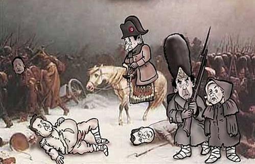 26-28 novembre 1812 retraite de russie