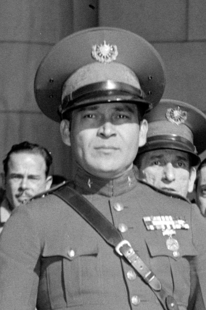 3- Fulgencio Batista