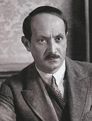 Alexis Léger, secrétaire général du Quai d'Orsay 1933 à 1940