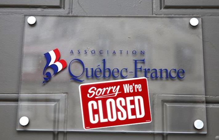 Communiqué de presse - 2015 - 1er mai - Association Québec France
