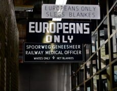 EUROPEANS ONLY