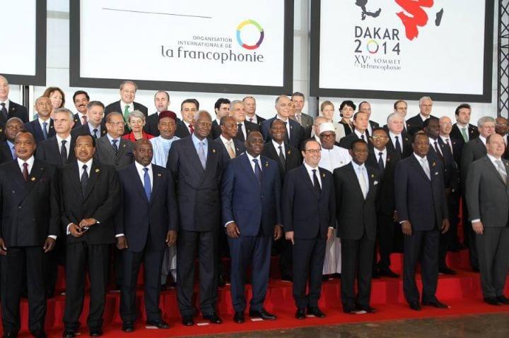 Francophonie dakar L'UPR salue l'action d'Abdou Diouf, qui a fait ce qu'il a pu pour empêcher Nicolas Sarkozy et François Hollande de saboter la Francophonie