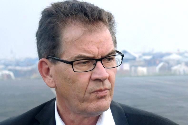 Le ministre de l'Aide au développement, Gerd Müller, auteur des déclarations fracassantes sur le Qatar.